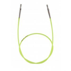 KnitPro Verwisselbare kabel - 60cm groen -0