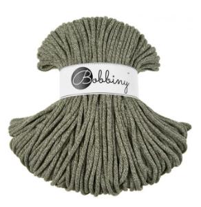 Bobbiny Premium Olive Green Melange -0