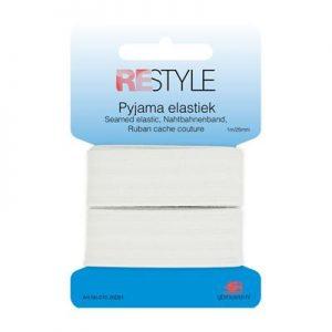 Restyle Pyjama Elastiek 25mm-0