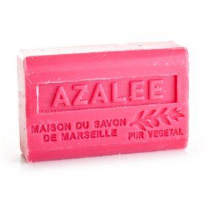 Savon de Marseille Azalée (Azalea) - 125gr.-0