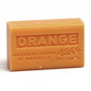 Savon de Marseille Orange (Sinaasappel) - 125gr.-0