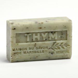 Savon de Marseille Thym (Tijm) - 125gr.-0