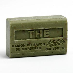 Savon de Marseille Thé (Thee) - 125gr.-0