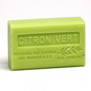 Savon de Marseille Citron vert (Limoen) - 125gr.-0