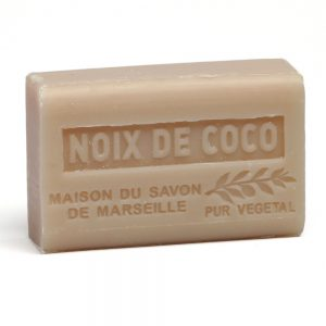 Savon de Marseille Noix de coco (Kokosnoot) - 125gr.-0